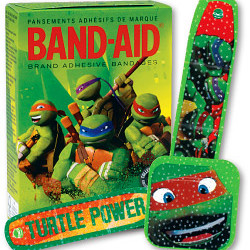 MediBadge_Teenage_Mutant_Ninja_Turtles_bandaid_bandages